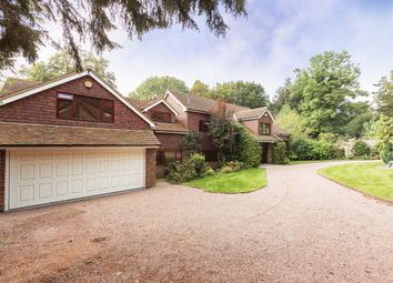 Thumbnail 5 bed detached house to rent in Pondwicks Close, St.Albans