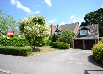 Thumbnail 4 bedroom detached house for sale in Chervil Way, Burghfield Common, Reading