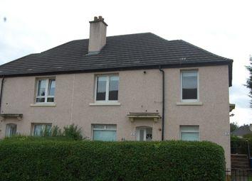 Thumbnail 2 bedroom flat to rent in Minstrel Road, Glasgow