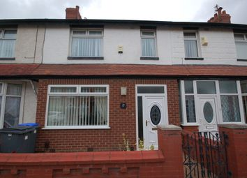Thumbnail 3 bed terraced house for sale in Hudson Road, Blackpool