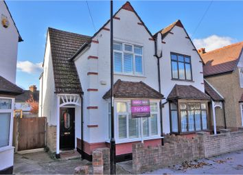 Thumbnail 2 bed semi-detached house for sale in Woodside Court Road, Croydon