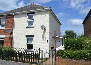 Thumbnail 3 bedroom semi-detached house for sale in Lucas Road, Parkstone, Poole
