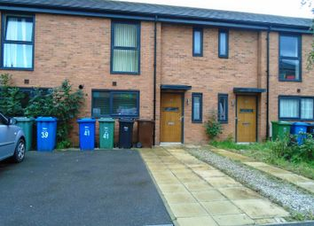 Thumbnail 2 bed mews house to rent in Kershaw Street, Bury