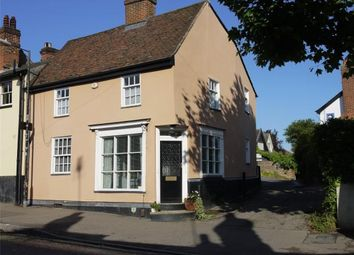 Thumbnail 2 bed semi-detached house for sale in London Road, Saffron Walden, Essex