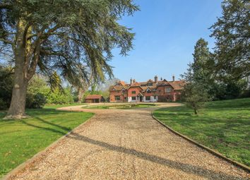 Thumbnail 7 bed country house for sale in Blackberry Lane, Lingfield