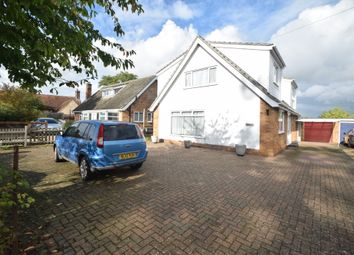 Thumbnail 3 bedroom property for sale in Hadleigh Road, Holton St. Mary, Colchester