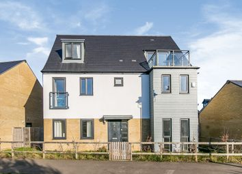 Thumbnail 7 bedroom detached house for sale in Tunstall Walk, Ravenswood, Ipswich