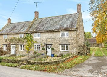 Thumbnail 2 bedroom semi-detached house for sale in Iles Cottages, Leigh, Sherborne, Dorset