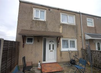 Thumbnail 4 bed end terrace house for sale in Oldwyk, Basildon, Essex