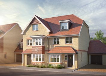 Thumbnail 1 bed semi-detached house for sale in Jubilee Meadows, Hersham Road, Hersham, Surrey