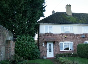 Thumbnail 3 bed end terrace house to rent in Almond Close, Hayes