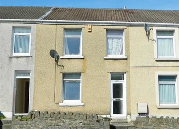 Thumbnail 3 bedroom terraced house for sale in Carmarthen Road, Cwmdu, Swansea