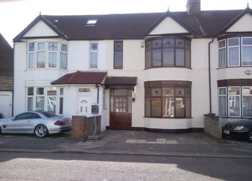Thumbnail 3 bedroom terraced house for sale in Vernon Road, Seven Kings, Essex