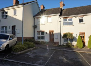 Thumbnail 3 bed terraced house for sale in Cedar Hill, Ballynahinch