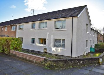 Thumbnail 2 bed flat for sale in 33A Sunderland Avenue, Dumbarton