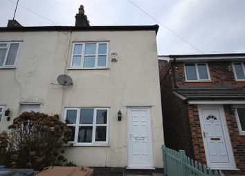 Thumbnail 2 bed end terrace house to rent in Mill Street, Worsley, Manchester