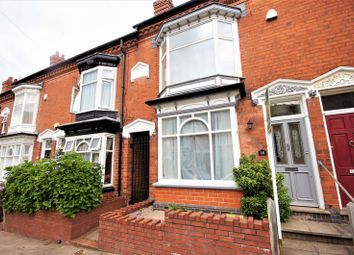 Thumbnail 3 bed terraced house to rent in King Edward Road, Moseley, Birmingham