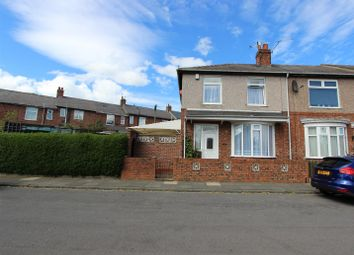 Thumbnail 3 bedroom end terrace house for sale in Crosby Street, Darlington