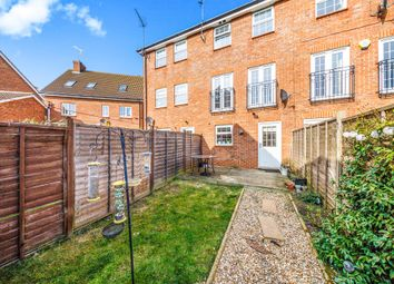 Thumbnail 3 bed terraced house for sale in Merrick Close, Stevenage
