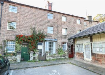 Thumbnail 3 bed terraced house for sale in Market Place, Cromford, Matlock
