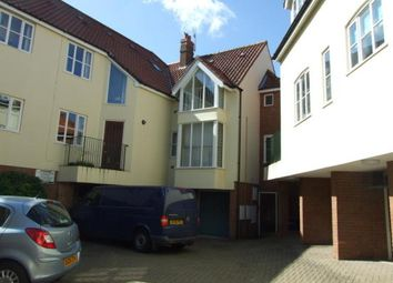 Thumbnail 3 bed flat to rent in Betts Court, Norwich