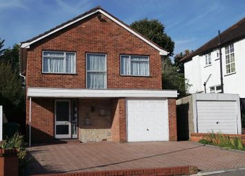 Thumbnail 4 bedroom detached house for sale in Manor Road, Barnet
