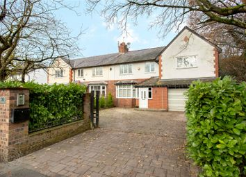 Thumbnail 5 bed semi-detached house for sale in Greenleach Lane, Worsley, Manchester, Greater Manchester