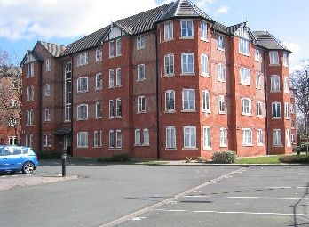 Thumbnail 2 bed flat to rent in 419 Wilmslow Road, Withington
