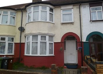 Thumbnail 3 bedroom terraced house to rent in Salisbury Avenue, Barking, Essex