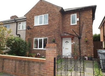 Thumbnail 3 bed semi-detached house for sale in Cedar Avenue, Lowton, Warrington, Cheshire