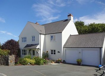 Thumbnail 4 bed detached house for sale in Parc Yr Onnen, Dinas Cross, Newport