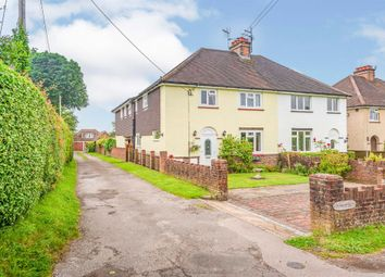Thumbnail 3 bed semi-detached house for sale in Vicarage Road, Crawley Down, Crawley