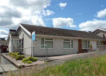 2 bed bungalow for sale in Woodfield Park Crescent, Woodfieldside, Blackwood NP12