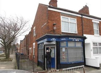 Thumbnail Retail premises for sale in 44A Brecon Street, Hull