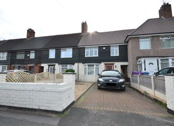 Thumbnail 3 bed terraced house for sale in Halewood Road, Halewood, Liverpool