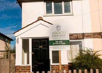 Thumbnail 2 bed end terrace house to rent in Otford Road, Sevenoaks