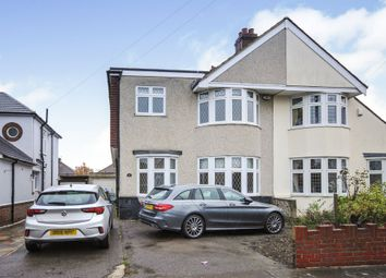Thumbnail 5 bed semi-detached house for sale in Chaucer Road, Sidcup