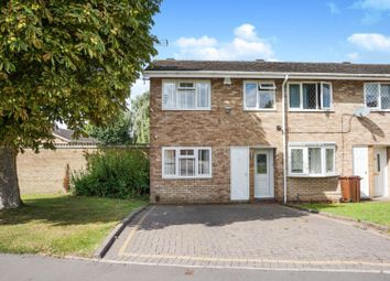 Thumbnail 3 bed end terrace house for sale in Mitford Drive, Solihull