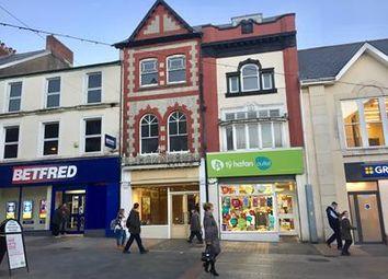 Thumbnail Retail premises to let in 57 High Street, Merthyr Tydfil