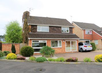 Thumbnail 4 bed detached house to rent in Mickle Hill, Sandhurst