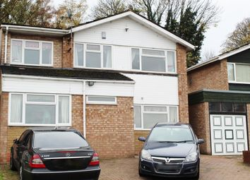 Thumbnail 4 bed detached house for sale in Manway Close, Handsworth Wood, Birmingham.