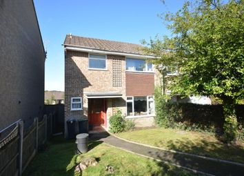 3 bed end terrace house for sale in Henbury Close, Corfe Mullen, Wimborne BH21