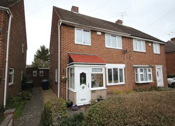 Thumbnail 3 bedroom semi-detached house for sale in Rotherham Road, Holbrooks, Coventry