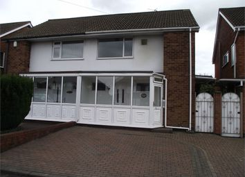 Thumbnail 3 bed semi-detached house for sale in Hurst Lane North, Castle Bromwich, Birmingham