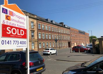 Thumbnail 2 bed flat for sale in Greenhead Street, Glasgow Green
