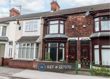 Thumbnail 2 bed terraced house to rent in Dansom Lane North, Hull