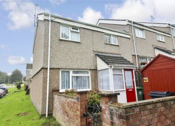 Thumbnail 3 bed end terrace house for sale in Martin Road, Barnstaple