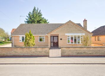 Thumbnail 3 bed detached bungalow for sale in West Street, Isleham, Ely