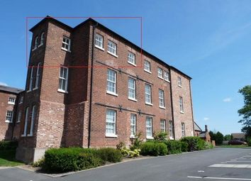 Thumbnail 2 bed flat for sale in The Chestnuts, Cross Houses, Shrewsbury