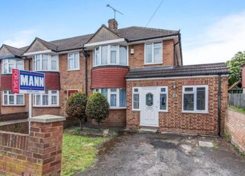 Thumbnail 3 bed end terrace house for sale in Cooling Road, Rochester, Kent